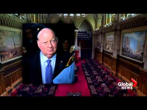 Mike Duffy's new senate scandal details