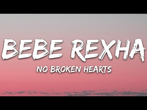 Bebe Rexha - No Broken Hearts (Lyrics) Ft. Nicki Minaj