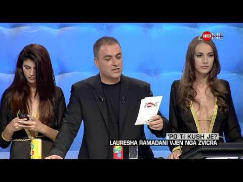 Zone e lire - 'Po ti kush je?' Lauresha Ramadani vjen nga Zvicra! (18 shtator 2015)