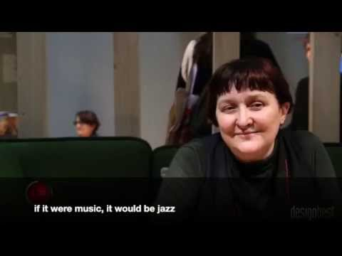 Download 3 minutes with Patrizia Moroso