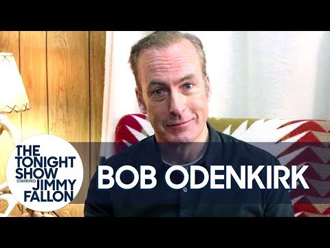 Bob Odenkirk Doesn't Want You to Get too High off Grass