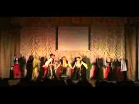 Попурри на армянские народные песни