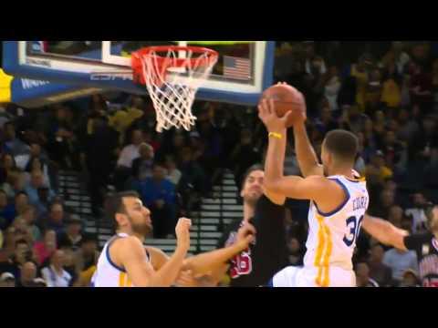 Chicago Bulls vs Golden State Warriors | November 20, 2015 | NBA 2015-16 Season