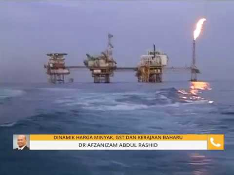 Dinamik harga minyak, GST dan kerajaan baharu