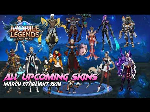 Mobile Legends New Skin | All Upcoming Skin 2020 | Anything 4 You | Mobile Legends Bang Bang