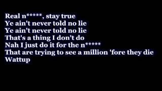 No Lie Lyrics (2 Chainz, Feat. Drake) Edited Version