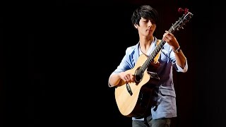 TAB Guitar Pro Sungha Jung - You Raise Me Up