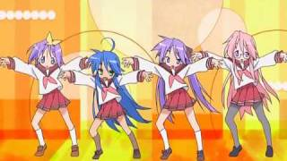 HD-Lucky Star Opening Creditless