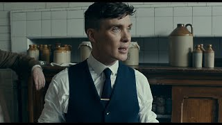 \No fcking fighting\  S03E01  Peaky Blinders.