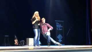 "The Willis Clan, Dance ""100 Times Better "" May 27, 2014"