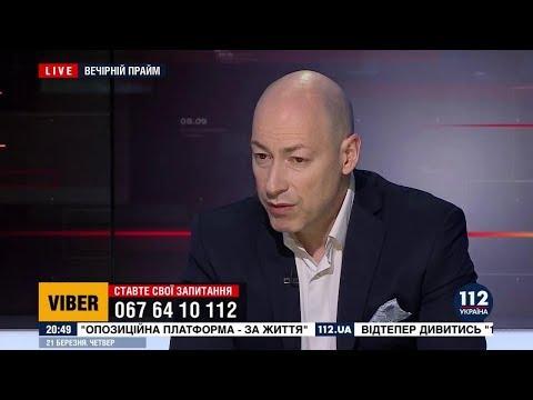 Смотреть Гордон о казахах, Казахстане и о том, вторгнется ли туда Россия онлайн