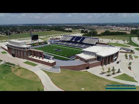 High School  Football Stadiums Of North Texas