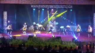 UiTM SABAH - NAIB JOHAN/ KOREOGRAFI TERBAIK FESTIVAL TARI IPT BORNEO EDISI 5