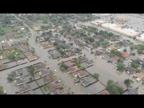RIO GRANDE VALLEY UNDERWATER
