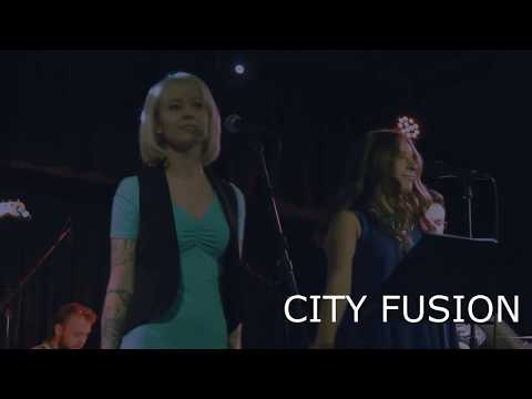 CITY FUSION Disco Funk Acid Jazz 2017