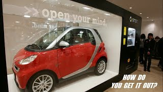 A New Car in a Vending Machine ?! - Weekly Car Facts Episode 4