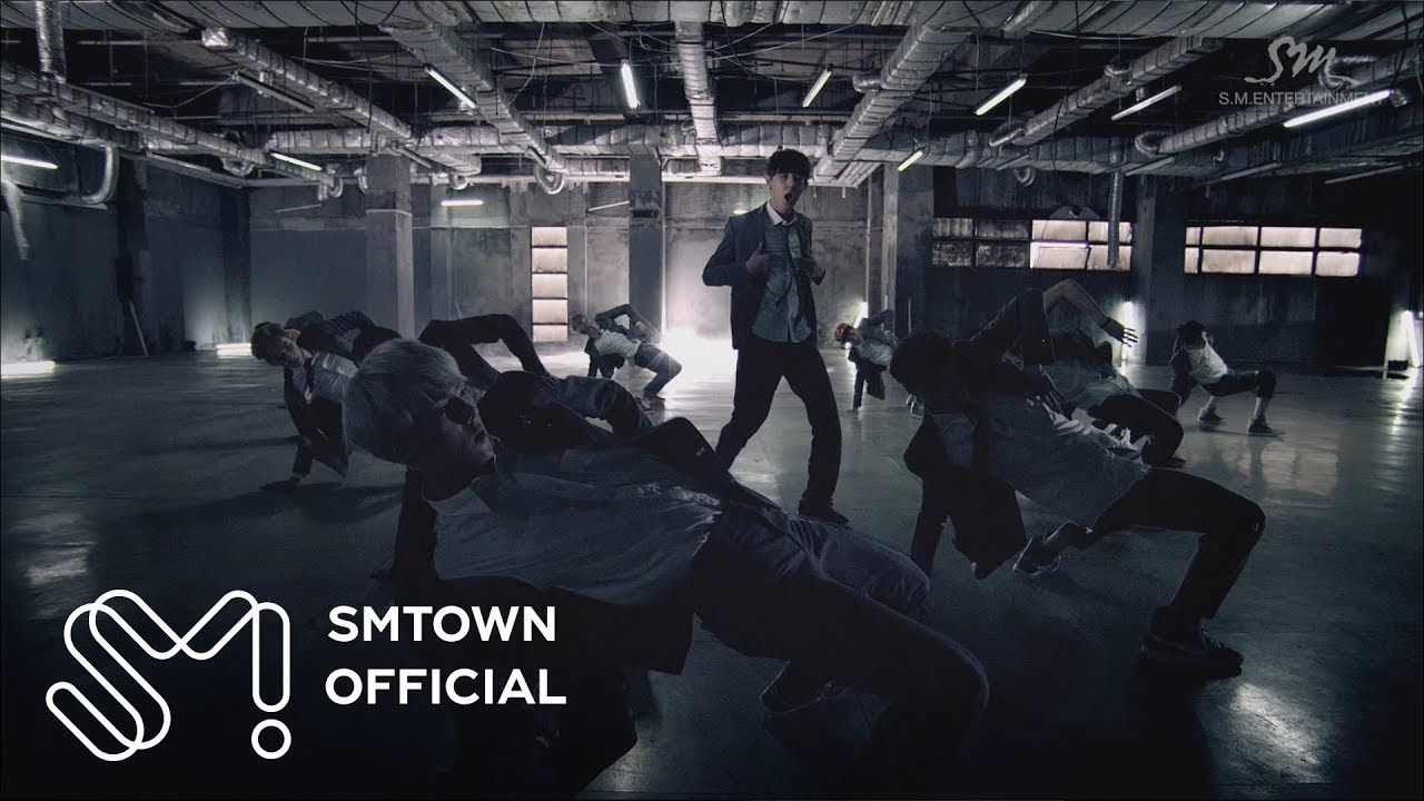 EXO 엑소 '으르렁 (Growl)' MV (Korean Ver )