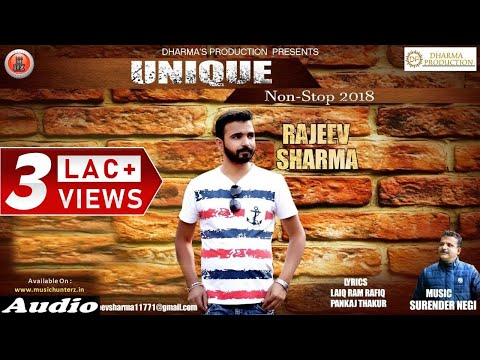 Latest UNIQUE Non Stop Pahari Natti Song 2018 By Rajeev Sharma | Music HunterZ
