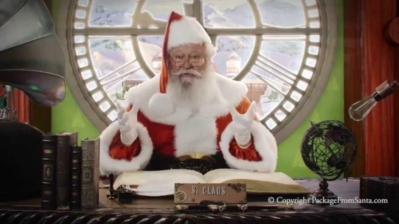 Free personalized video greeting from santa packagefromsanta free personalized video greeting from santa packagefromsanta kristyandbryce Choice Image