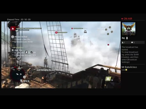 I get a ship?!?!?! AC Freedom Cry gameplay