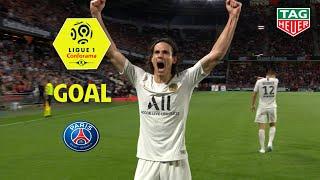 Goal Edinson CAVANI (36') / Stade Rennais FC - Paris Saint-Germain (2-1) (SRFC-PARIS) / 2019-20
