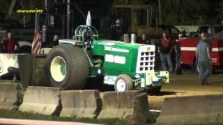 2015 OSTPA Super Stock Tractor Pull: Xenia