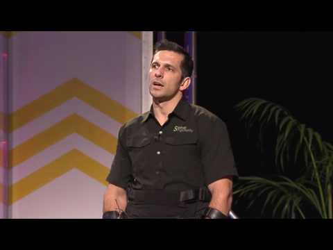 Disabled Veterans Receive Technology To Walk Again – Guild Mortgage Leadership Summit 2017