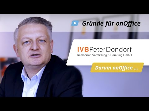 IVB Peter Dondorf Immobilien   onOffice Software