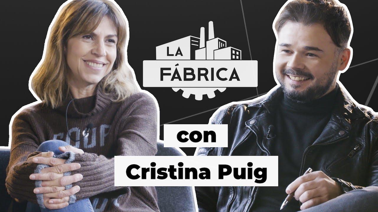 LA FÁBRICA DE RUFIÁN CON CRISTINA PUIG. #LFCrisPuig