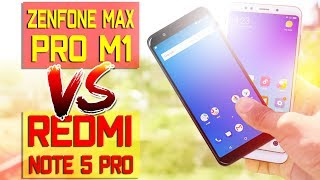 Zenfone Max Pro V/S Redmi Note 5 Pro | आपके लिए कोनसा अच्छा | Full Specs based comparision |  Mr.V