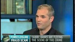 Foreclosure Fraud - MSNBC w/ Cenk & Matt Taibbi