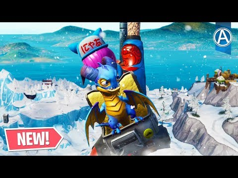 *NEW* Fortnite SEASON 7 UPDATE! (Battle Pass Skins, Weapon Wraps, & More)