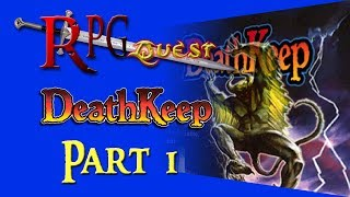 RPG Quest #146: AD&D: DeathKeep (3DO) Part 1