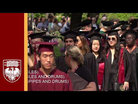 The 530th Convocation – The University of Chicago (Unedited Feed)