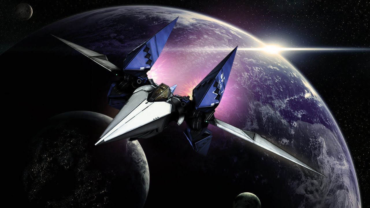 Ign S Top 10 Video Game Spaceships Youtube
