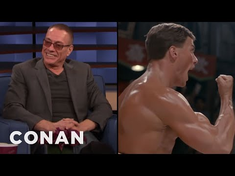 """Jean-Claude Van Damme Choreographed The Crotch Punch In """"Bloodsport"""""""