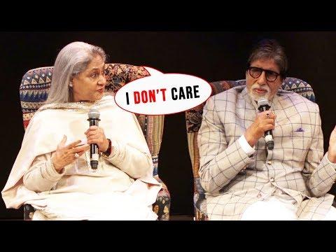 Jaya Bachchan Insults Amitabh Bachchan For Doing Thugs Of Hindostan With Aamir Khan