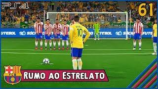 Baixar RUMO AO ESTRELATO #61 - BRUNELLI FAZ GOLAÇO DE FALTA PELA SELEÇÃO !!! [PES 2018]