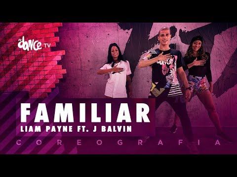 Familiar - Liam Payne Ft. J Balvin | FitDance TV (Coreografia) Dance Video