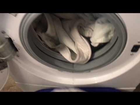 Matratzenbezug waschen in Waschmaschine Matratzenhülle reinigen Kochwäsche Weißwäsche Anleitung