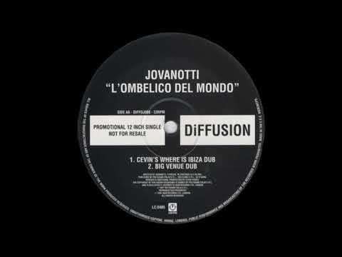 Jovanotti - L'Ombelico Del Mondo (Where Is Ibiza Dub)