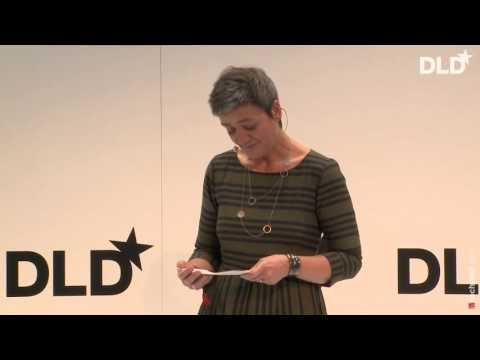 Competition in a Big Data World (Margrethe Vestager, EU Commission) | DLD16