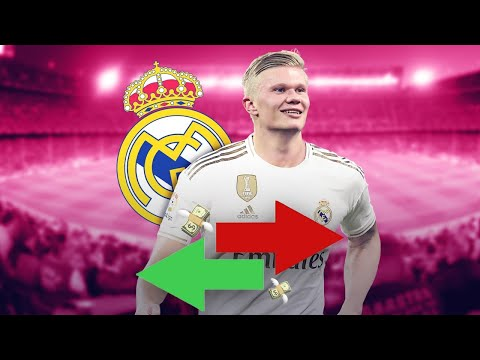 Real Madrid Have Made Erling Haaland Their Number One Priority! | Oh My Goal