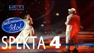 ABDUL Feat  BCL - Karena Ku Cinta Kau  || SPEKTA TOP 4 INDONESIAN IDOL