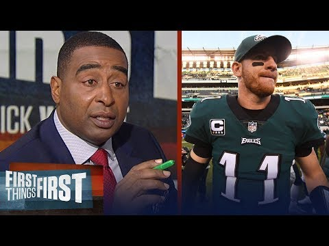 Are the Eagles and Patriots on a Super Bowl collision course? | FIRST THINGS FIRST