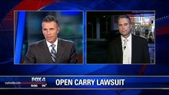 Judge sides with Open Carry over Arlington ordinance
