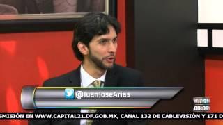 Juan José Arias nos invitó al recital de Ramón Vargas