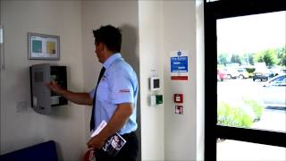 Fire Alarm System Weekly Test