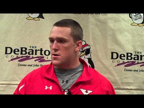 Will Shaw Previews Illinois State | YSU Football | Oct. 9, 2012