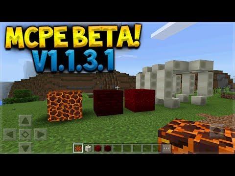mcpe-beta-1.1.3-minecraft-pocket-edition---new-beta-1.1.3-magma-blocks,-bone-blocks-&-more